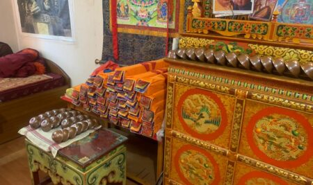 Il sogno di Lama Monlam