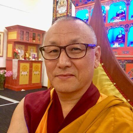 Insegnamenti del Ven. Geshe Konchog Kyab
