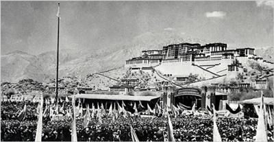 10 MARZO 1959 LA GRANDE RIVOLTA DI LHASA