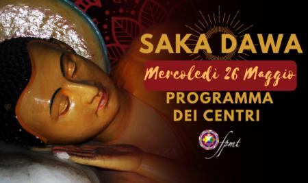 Palermo. Il centro Muni Gyana celebra il Giorno di Sakadawa