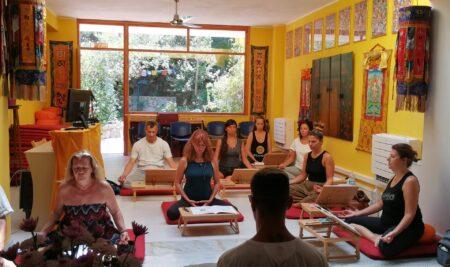 Domenica 8 agosto – fine ritiro yoga
